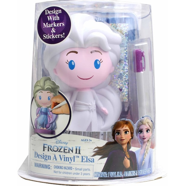 Frozen 2 Design A Vinyl