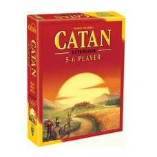 Settlers of Catan: Extension Game