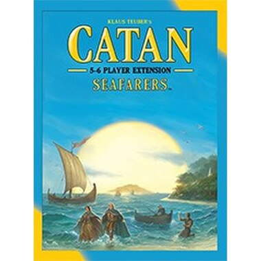 Catan: Seafarers 5 & 6 Player Extension