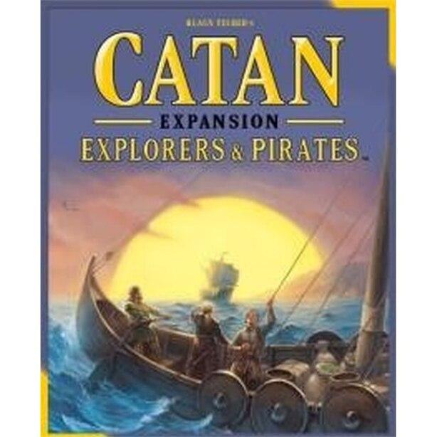 Catan: Explorers & Pirates Expansion Game