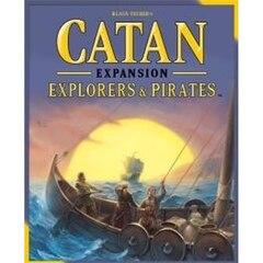 Catan: Explorateurs et pirates expansion