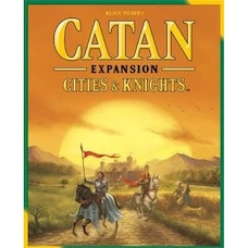Catan Cities & Knights Game Expansion