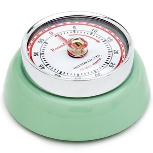 Retro Timer- Mint Green