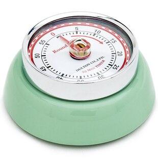 Retro Timer- Mint Green