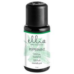 Ellia® Essential Oil - Peppermint, 15 ml.