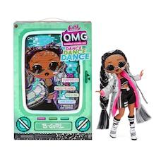 Poupée-mannequin B-Gurl LOL Surprise OMG Dance Dance Dance avec 15 surprises incluant une lampe à…