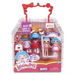 Lalaloopsy Minis Doll- Rosy Bumps N Bruises