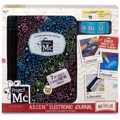 Project Mc2 A.D.I.S.N. Journal