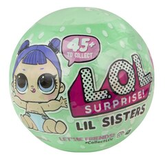 LOL SURPRISE LIL SISTERS BALL- SERIES 2-2A 2B
