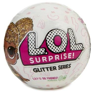 LOL Surprise Tots Ball- Glitter Series B