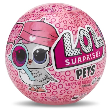 L.O.L. Surprise Eye Spy Pets Ball- Series 4-1A