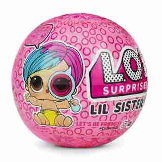 L.O.L. Surprise!™ Collectible Dolls Eye Spy Lil Sisters Series 4 Wave 2