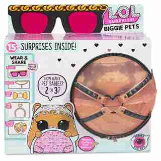 L.O.L. Surprise Biggie Pet - M.C. Hammy