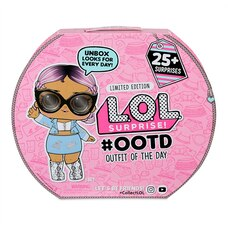 L.O.L. Surprise #OOTD (Outfit of the Day)