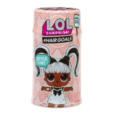 L.O.L. Surprise! Collectible Dolls #Hairgoals Series Real Hair and 15 Surprises