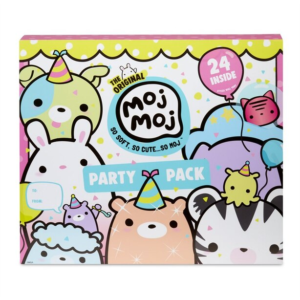 Emballage maxi The Original Moj Moj avec 24 Moj Moj surprises