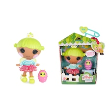 Twinkle N. Flutters with Pet Baby Firefly