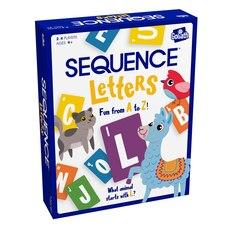 lettres de séquence jeu