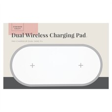 Common Craft Dual Wireless Charging Pad