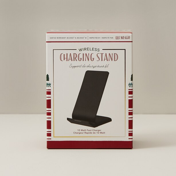 10 WATT WIRELESS CHARGING STAND