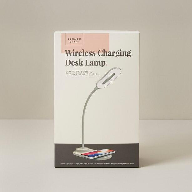 WIRELESS CHARGING DESK LAMP