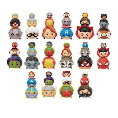 MARVEL TSUM TSUM 3PK FIGURES (STYLES VARY/ SOLD INDIVIDUALLY)