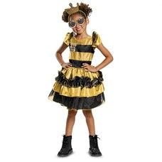 Disguise Costumes LOL SURPRISE QUEEN BEE DELUXE (4-6x)
