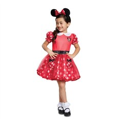 Disguise Costumes RED MINNIE MOUSE INFANT (12-18 MTHS)
