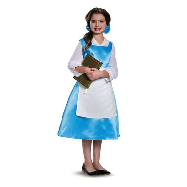 b7e3438aa Disguise Costumes BELLE BLUE DRESS TWEEN (10-12) by Disguise