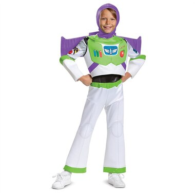 Disguise® Costume Buzz Lightyear Deluxe Small Size 4-6