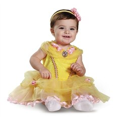 Disguise Costumes BELLE CLASSIC INFANT (12-18 MTHS)