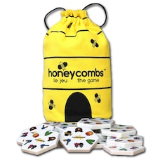 Honeycombs™ Bee-Themed Tile Connection Game