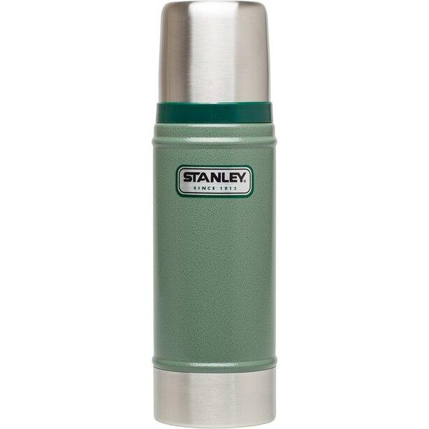 Stanley Classic Vacuum Bottle – Green, 16 oz.