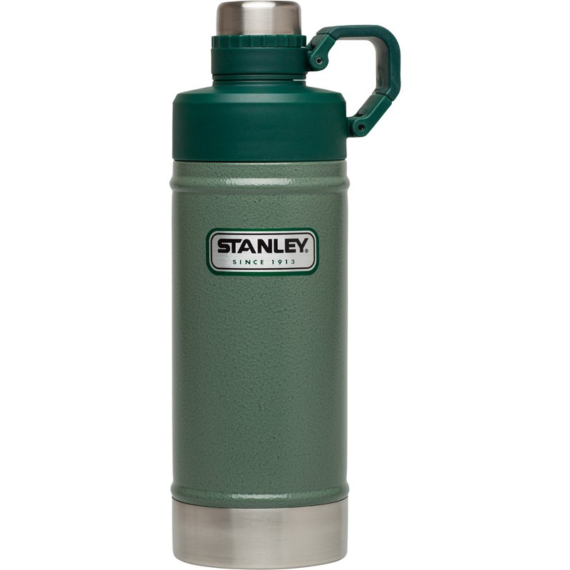 543f87cea3 Stanley Classic Vacuum Water Bottle – Green, 18 oz. by Stanley | Insulate  Water Bottles Gifts | chapters.indigo.ca