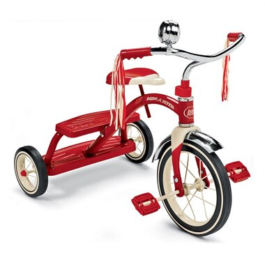 Radio Flyer® Classic Dual Deck Tricycle Red