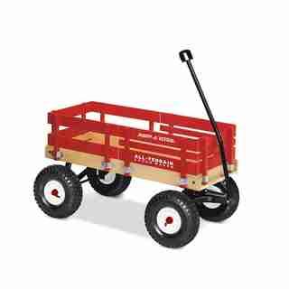 Radio Flyer® All-Terrain Cargo Wagon