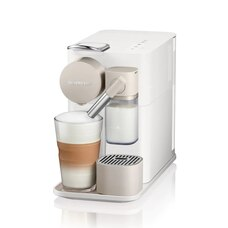 Nespresso Lattissima One Espresso Machine by De'Longhi - Silky White