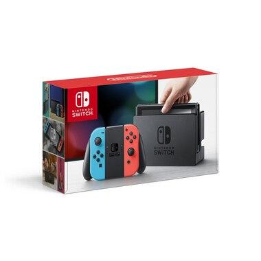 Nintendo Switch Hardware - Red/Blue