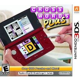 Crosswords Plus 3DS