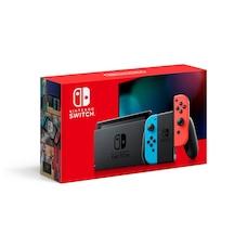 Nintendo Switch Hardware Blue/Red