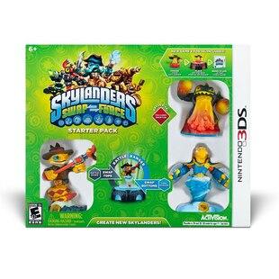 Skylanders Swap Force Starter Pack 3DS