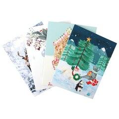 Christmas Die-Cut Pop-Up Boxed Cards