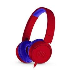 JBL Kids On-Ear Headphones - Red