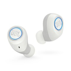 JBL Free Truly Wireless In-Ear Headphones - White