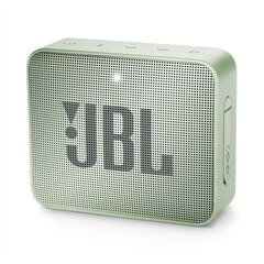 JBL GO2 Portable & Waterproof Bluetooth Speaker - Glacier Mint
