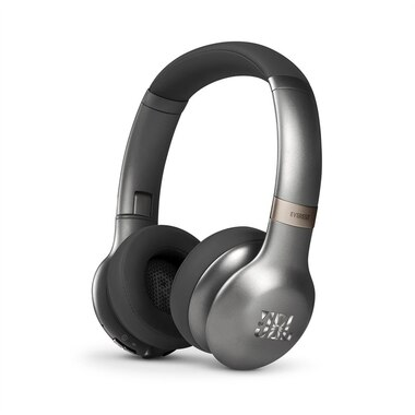 485da76f075 JBL Everest 310GA On-ear Bluetooth Headphones with Google Assistant -  Gunmetal by JBL | Wireless On-Ear Headphones Gifts | chapters.indigo.ca