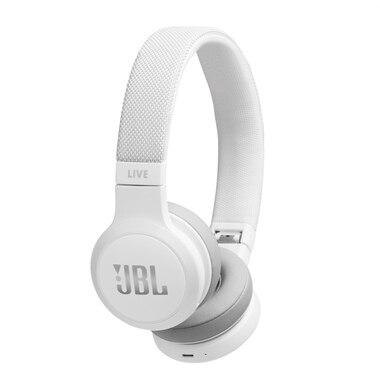 JBL Live400 On-ear Bluetooth headphones - White