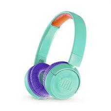 JBL JR300BT Kids On-Ear Bluetooth Headphone - Teal