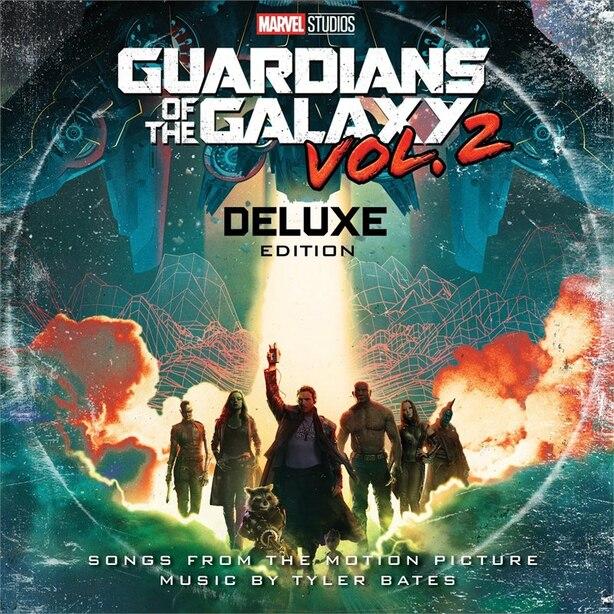 GUARDIANS OF THE GALAXY VOL 2 2LP DELUXE EDITION - VINYL