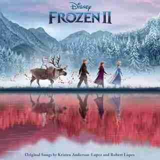 FROZEN II THE SONGS - VINYL